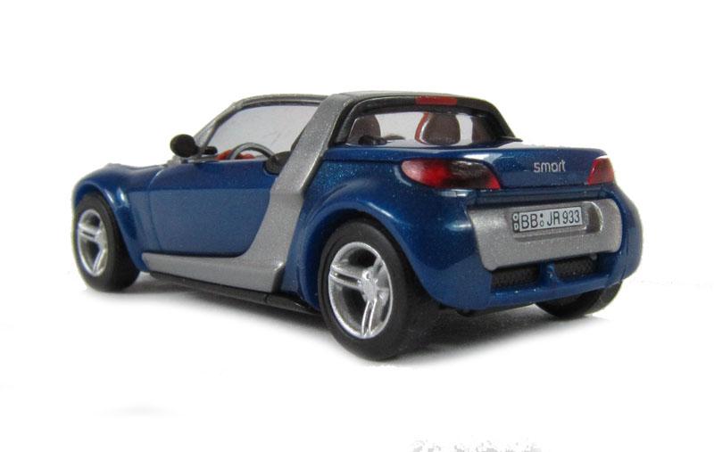 busch 49305bus smart roadster cabrio in. Black Bedroom Furniture Sets. Home Design Ideas