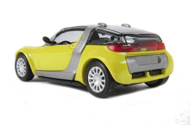 busch 49350bus smart roadster cabrio in. Black Bedroom Furniture Sets. Home Design Ideas