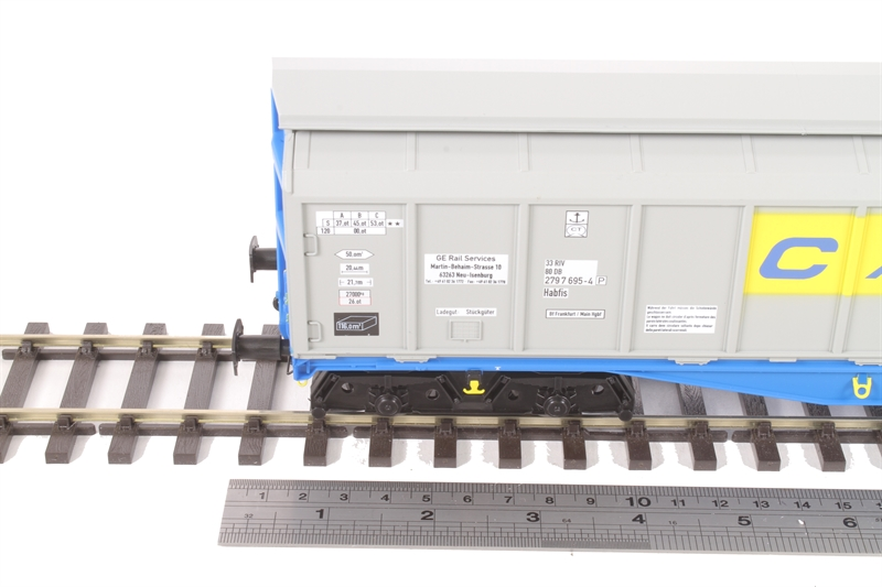 2797 695 IWB Cargowaggon