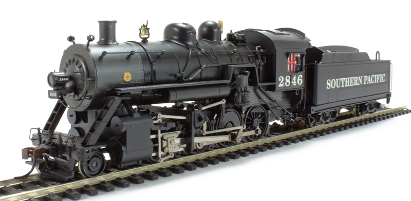 2 8 0 Consolidation Type Locomotives: Bachmann USA 51309 Baldwin 2-8-0