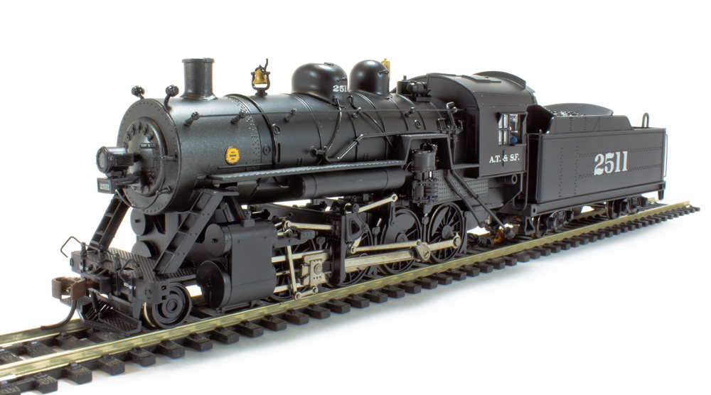 2 8 0 Consolidation Type Locomotives: Bachmann USA 51311 Baldwin 2-8-0