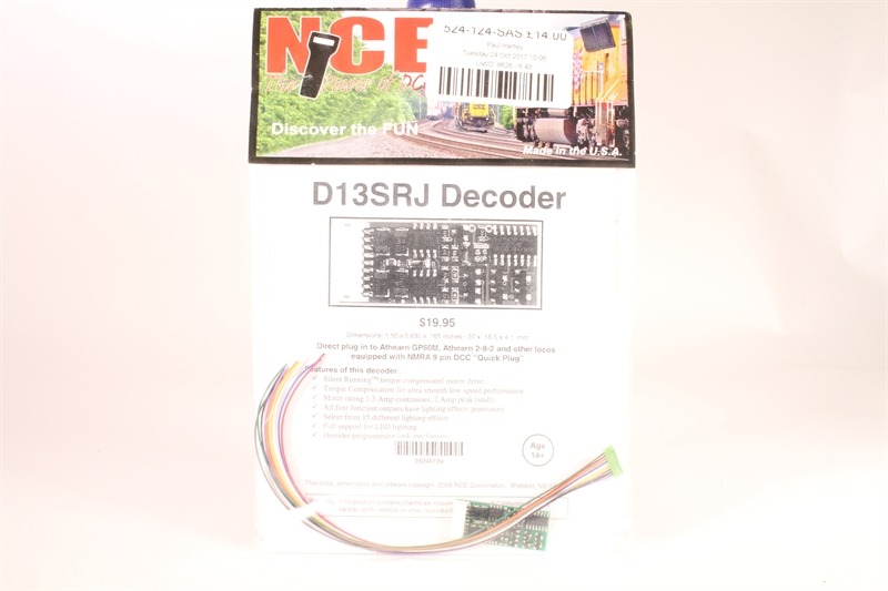 524-124-sas 4-function 1 3a (2a peak) d13srj decoder