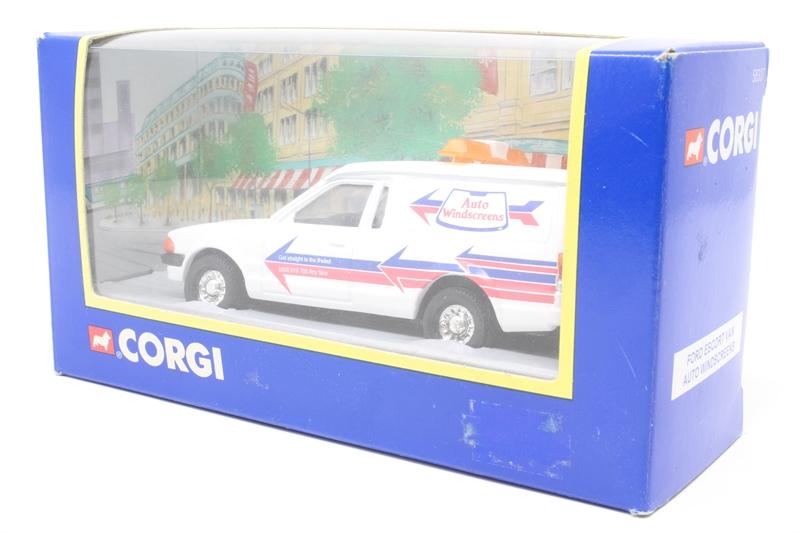 hattons co uk - Corgi Collectables 58307COR Ford Escort 'Auto