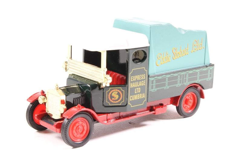 61203 PO04 Morris Bullnose Van