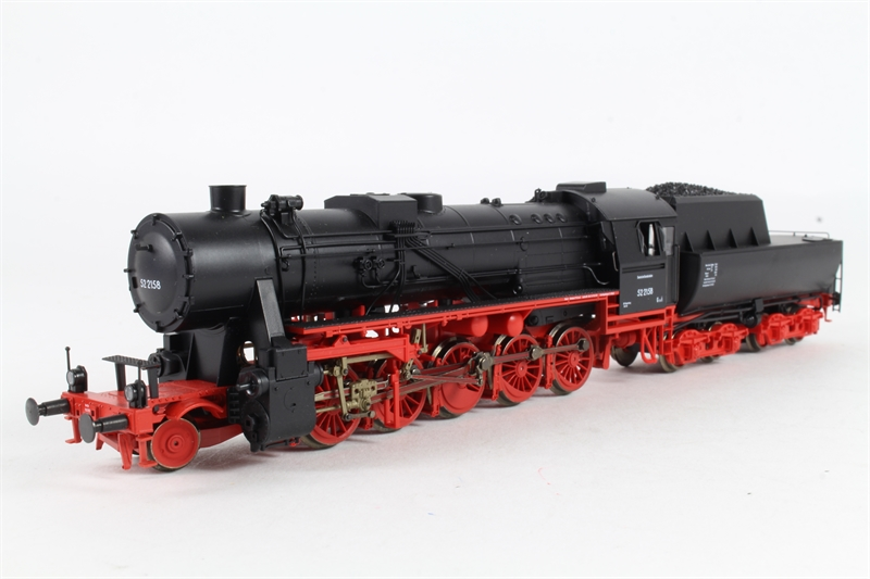 62283 Class BR52 52 of the German DB (DCC Sound Fitted) £220