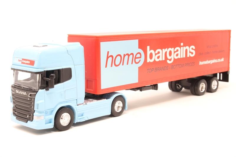 """73547 Scania V8 R730 superhauler - """"Home Bargains"""" ..."""