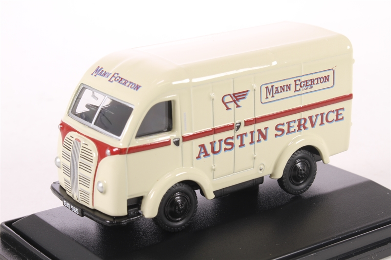 76AK005 Oxford Diecast 1:76 Scale Austin Service Austin K8  Van