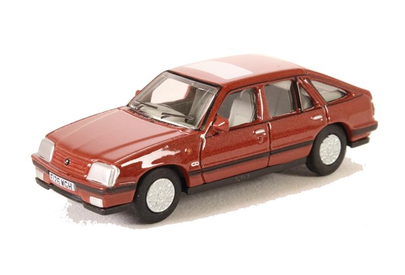 Model Cars Oxford Diecast Vauxhall Cavalier