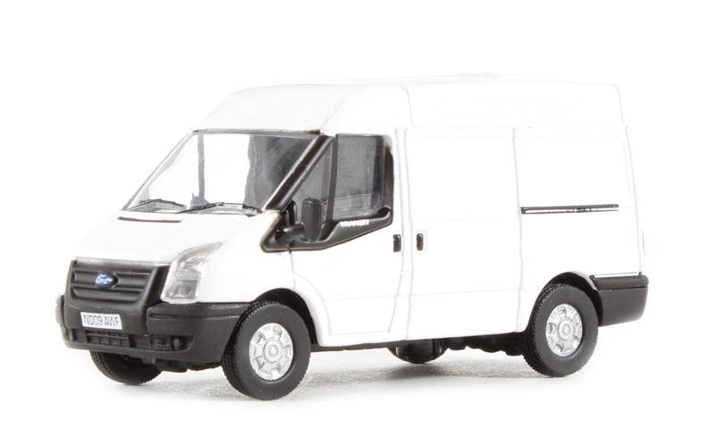 Ford Transit Van >> Hattons Co Uk Oxford Diecast 76ft001 Ford Transit Van With Medium