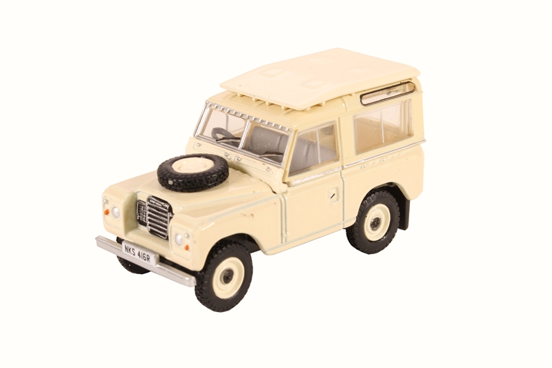 hattons.co.uk - oxford diecast 76lr3s001 land rover series iii