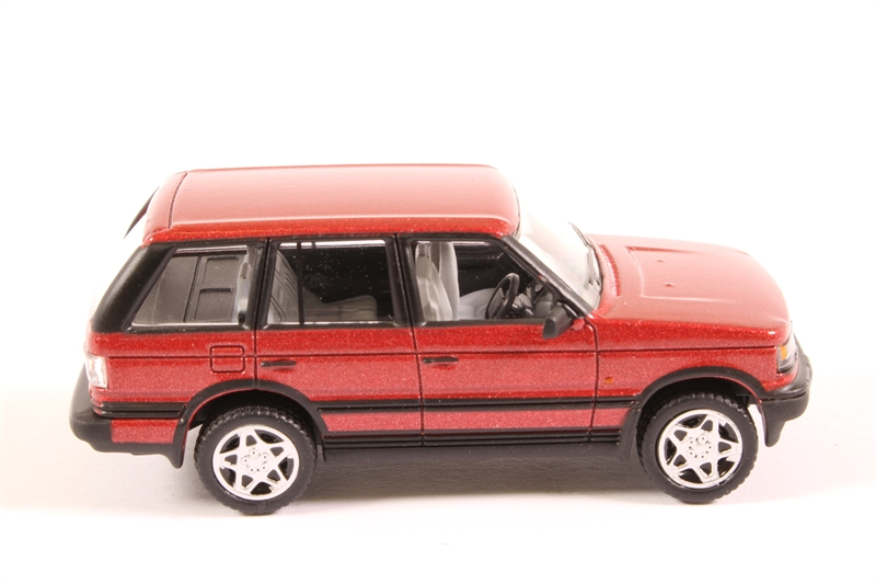 34904c8fb259 hattons.co.uk - Oxford Diecast 76P38001-PO01 Range Rover P38 Rioja ...