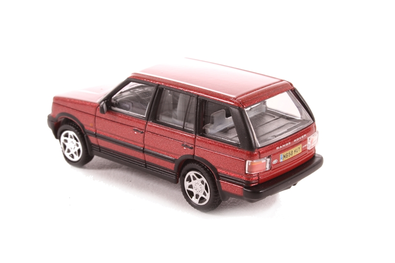 7981f45262a8 hattons.co.uk - Oxford Diecast 76P38001 Range Rover P38 Rioja Red