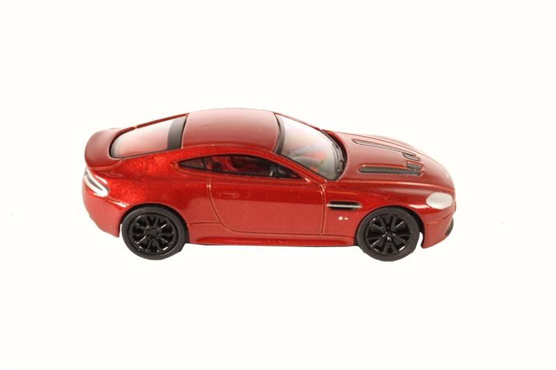 OXFORD DIECAST 76SET43 1:76 OO SCALE 5 Piece Aston Martin Set