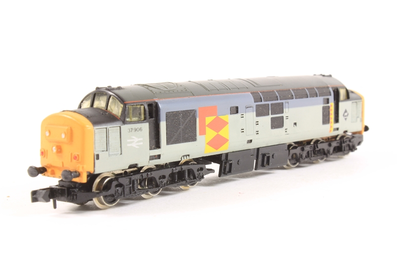 Graham Farish 8038 Hd01 Class 37 37906 In
