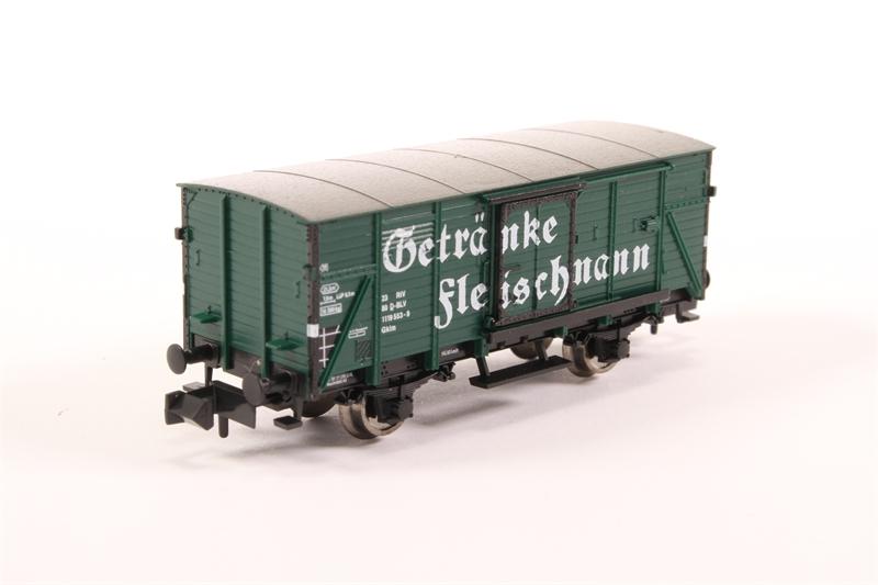 hattons.co.uk - Fleischmann 836303 Covered Goods Wagon ...