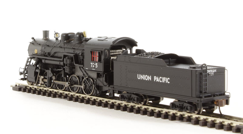 2 8 0 Consolidation Type Locomotives: Bachmann USA 84551 2-8-0 Consolidation
