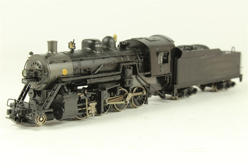 2 8 0 Consolidation Type Locomotives: Bachmann USA 84553-LN 2-8-0 Consolidation