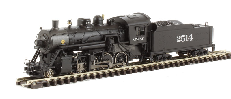 2 8 0 Consolidation Type Locomotives: Bachmann USA 84553 2-8-0 Consolidation