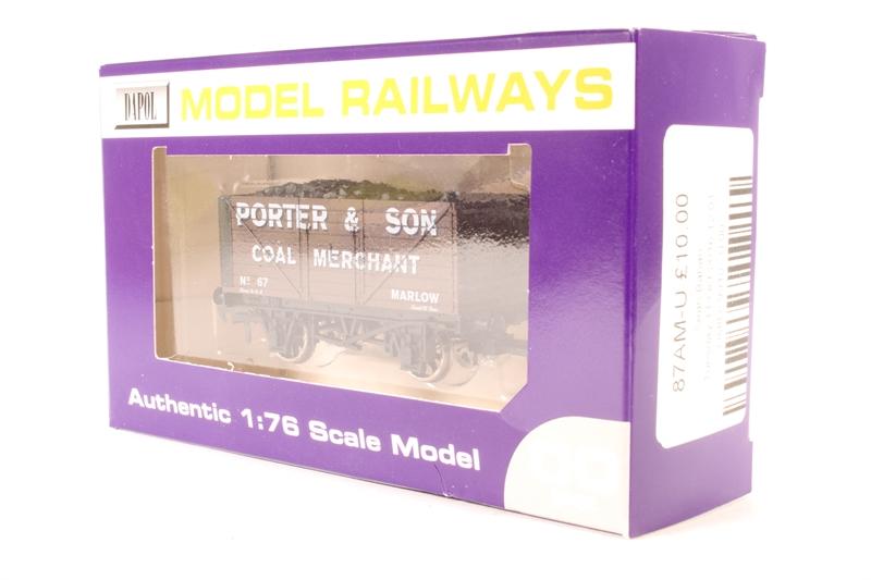 Dapol 87am u 8 plank wagon 39 porter for Pre porter website