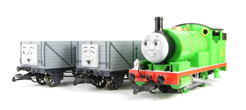 hattons co uk - Bachmann - Thomas the Tank 90069 Percy and