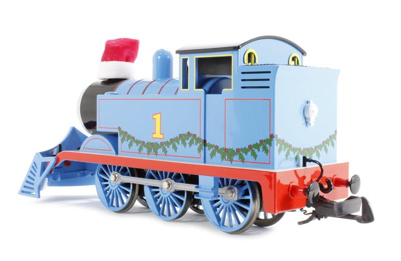 Thomas Christmas Train Set.Hattons Co Uk Bachmann Thomas The Tank 90087 Thomas