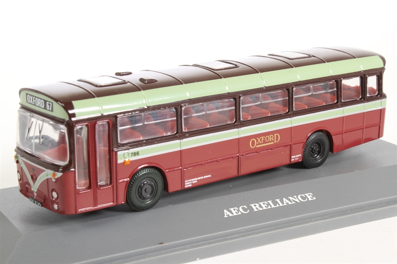 Corgi collectables 97130 ln11 aec reliance for City motors pre owned
