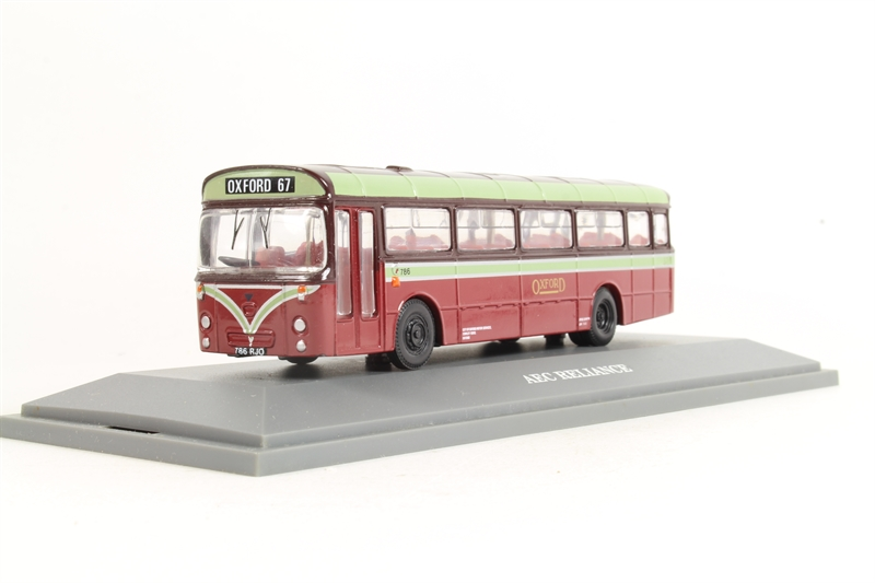Corgi collectables 97130 u 05 aec reliance for City motors pre owned
