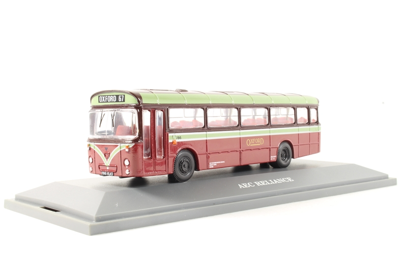 Corgi collectables 97130 u aec reliance for City motors pre owned