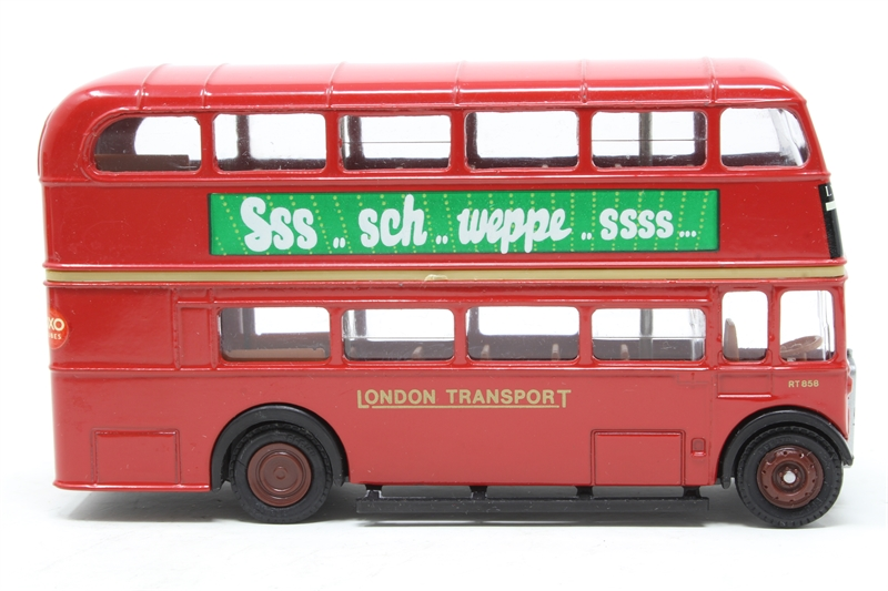 efd98df16 LT (London Buses) Gift Set - Pre-owned - detailed with extra adverts,  imperfect box