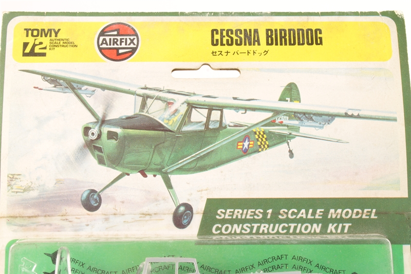 hattons co uk - Airfix A01058-SD Cessna Bird Dog - Pre-owned - some