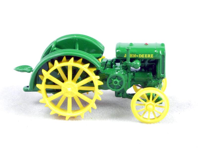 Deere Tractors On Steel Wheels : Hattons noch at john deere gp tractor on