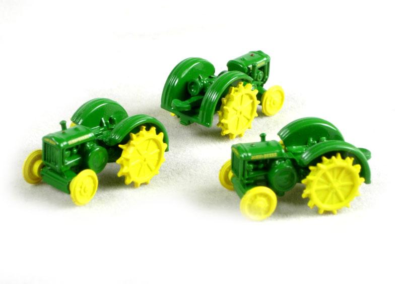 Deere Tractors On Steel Wheels : Hattons noch at john deere model d tractors