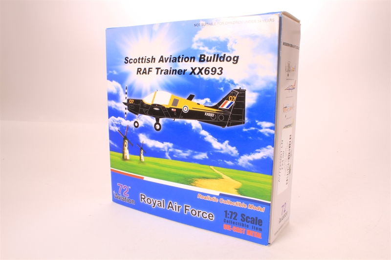 Aviation 72 AV7225001-1//72 SCOTTISH AVIATION BULLDOG