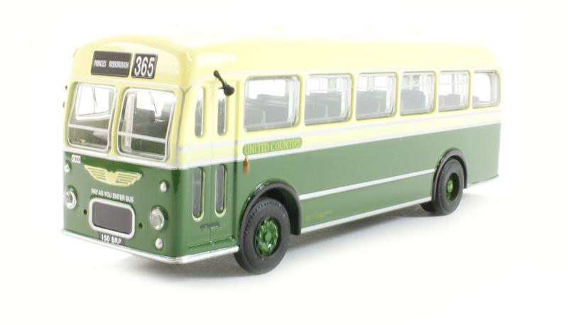 Bristol MW SD United Counties 365 Ris 1//76 British Bus