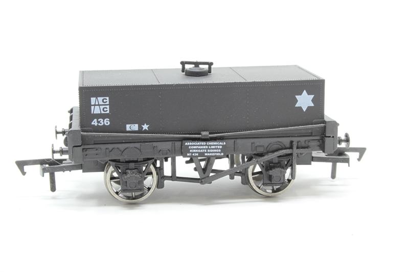 hattons co uk - Dapol B751-PO01 Rectangular Tank ACC - Pre