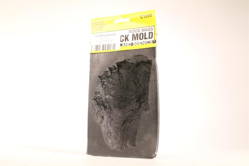 Woodland Scenics C1240 Rock Mass Rock Mould 5x7