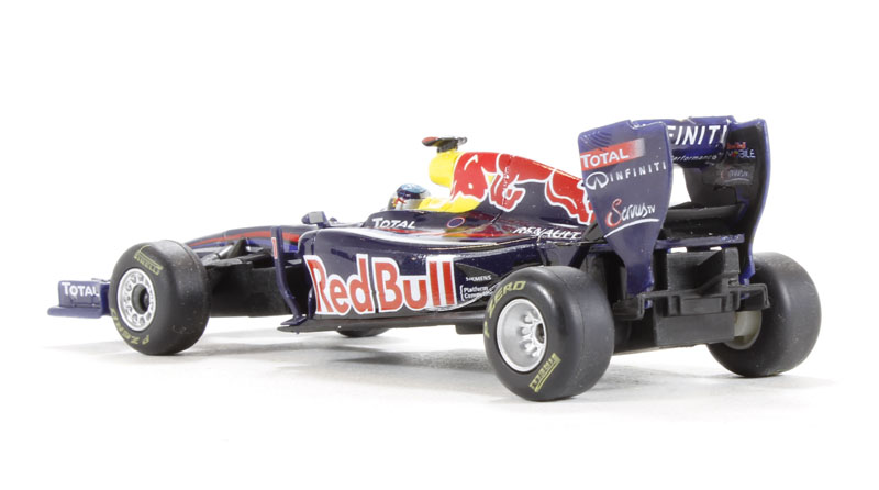 carrera ca17141 red bull f1 car pull back and go. Black Bedroom Furniture Sets. Home Design Ideas