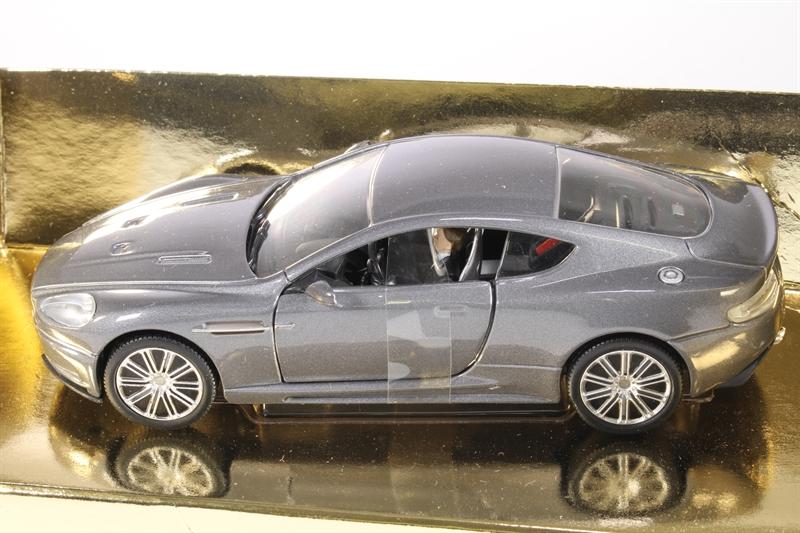 Hattons Co Uk Corgi Collectables Cc03801 Ln Aston Martin