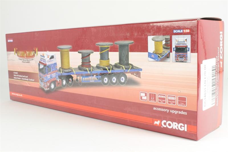 Corgi collectables cc14031 ln volvo fh for Pre porter website