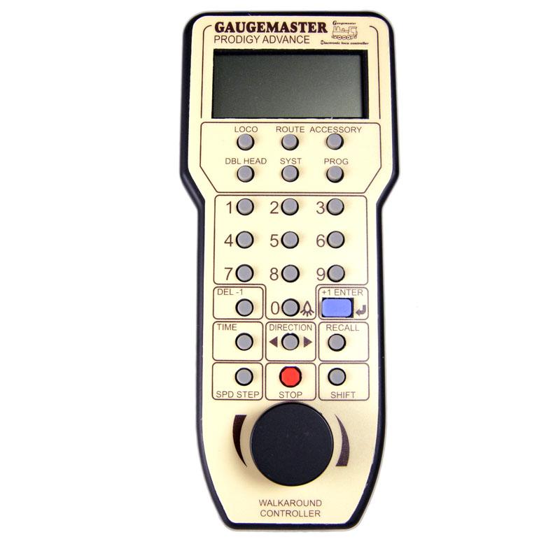 dcc gaugemaster controller prodigy advance starter package controls windows