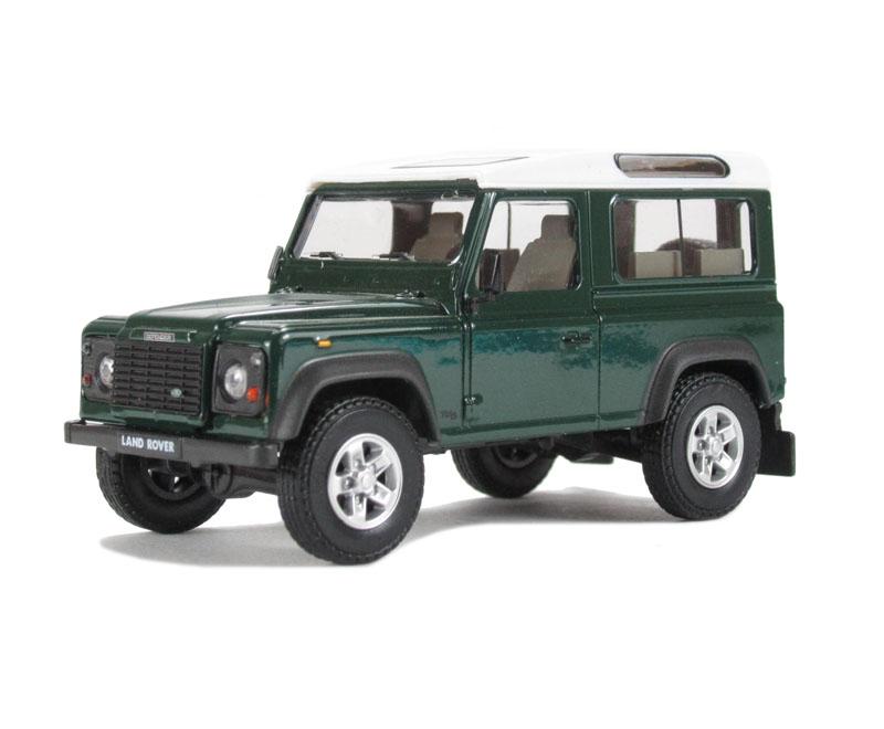 hattons.co.uk - Cararama DEFDG90 Land Rover Defender 90 ...