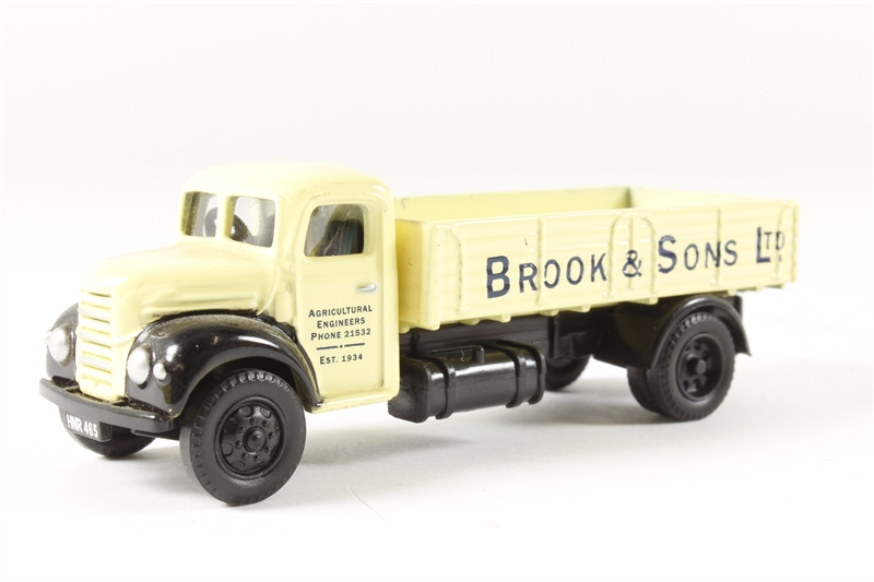 Pocketbond classix em7602 ln ford thames for Cannon motor company preowned