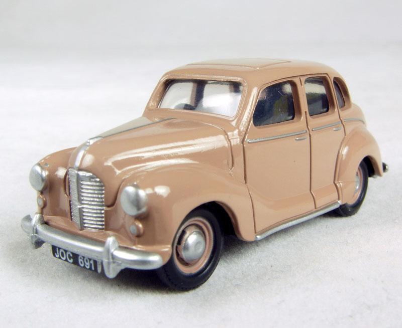 Hattons Co Uk Pocketbond Classix Em76805 Austin A40 Devon 1940 S
