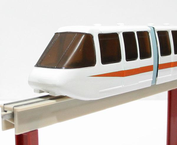 Er 4901 modern monorail set of the sort often seen at theme parks zoo