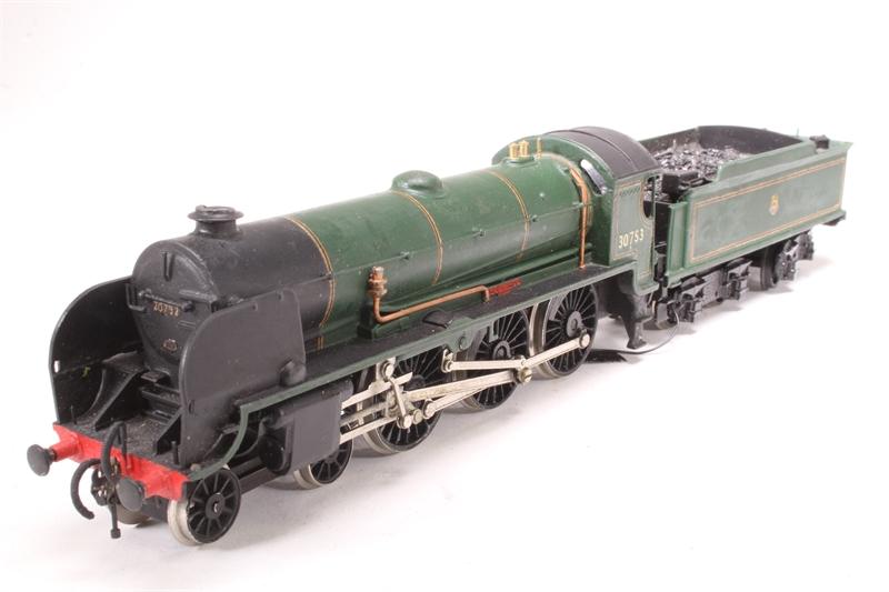 hattons.co.uk - Wills Kits F114-KB N15 Class 4-6-0 'King ...