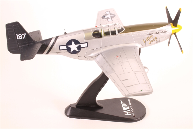 hattons.co.uk - Hobby Master HA8505-LN P-51C Mustang ...