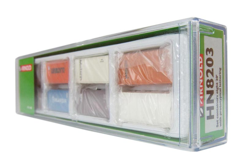 Arnold hn8203 set of 8 matson containers - Matson container homes ...