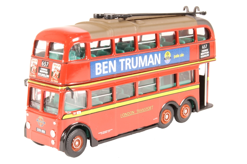 Coaches Buses Trolleybuses Atlas Editions. 1//76 Scale Trams