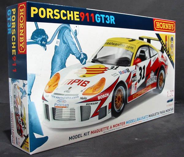 Hattons Co Uk Hornby K2004 Porsche 911 Gt3r Kit Car Paints Glue