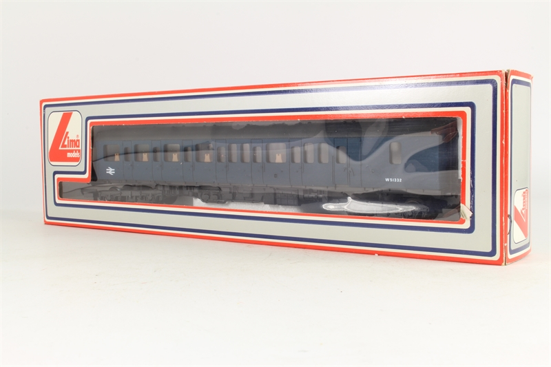 Lima l205138 ln 01 class 117 dmbs driving for Cannon motor company preowned